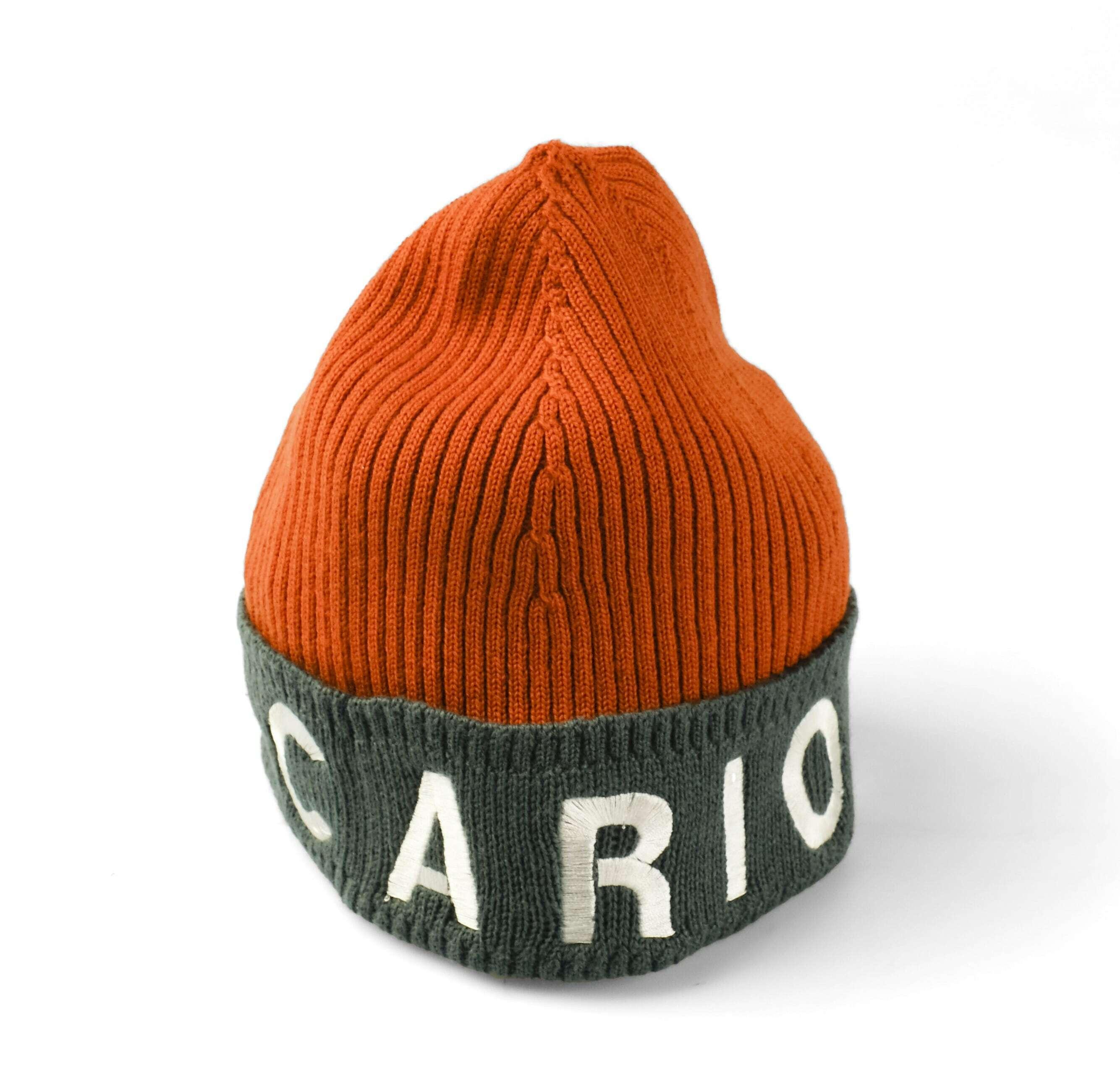 《WOLF & RITA 2019AW》MARIO hat / Carioca
