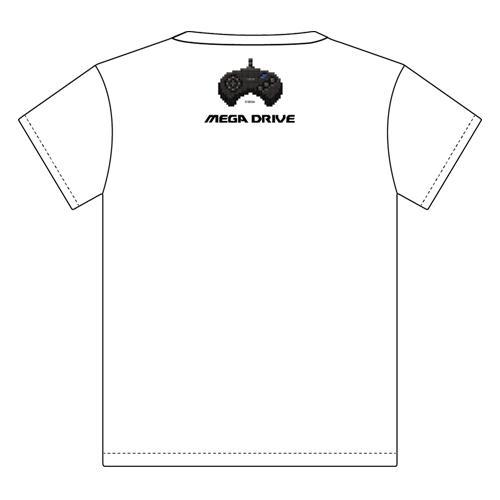 メガドライブ ドットver  Tシャツ/ ANIPPON