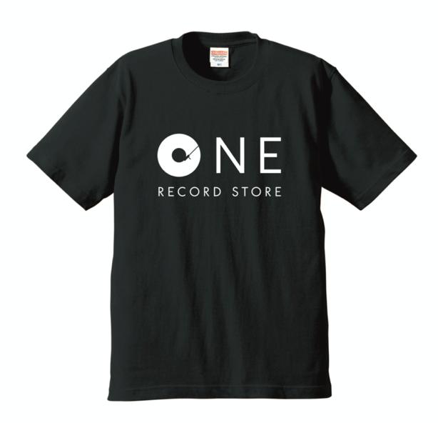 ONE RECORD STORE オリジナルTシャツ