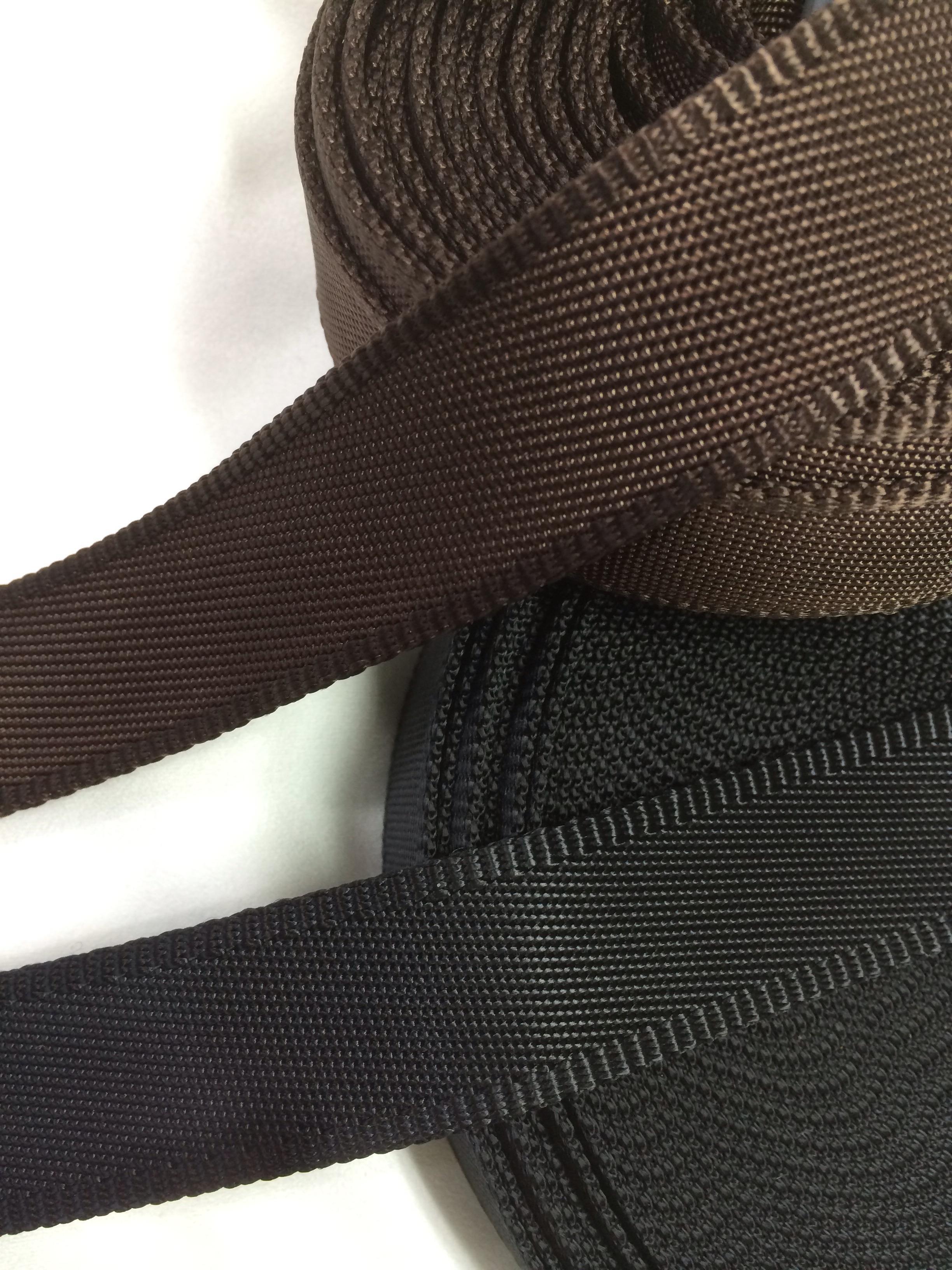 ナイロンテープ 耳付流綾織 30mm幅 カラー(黒以外) 5m