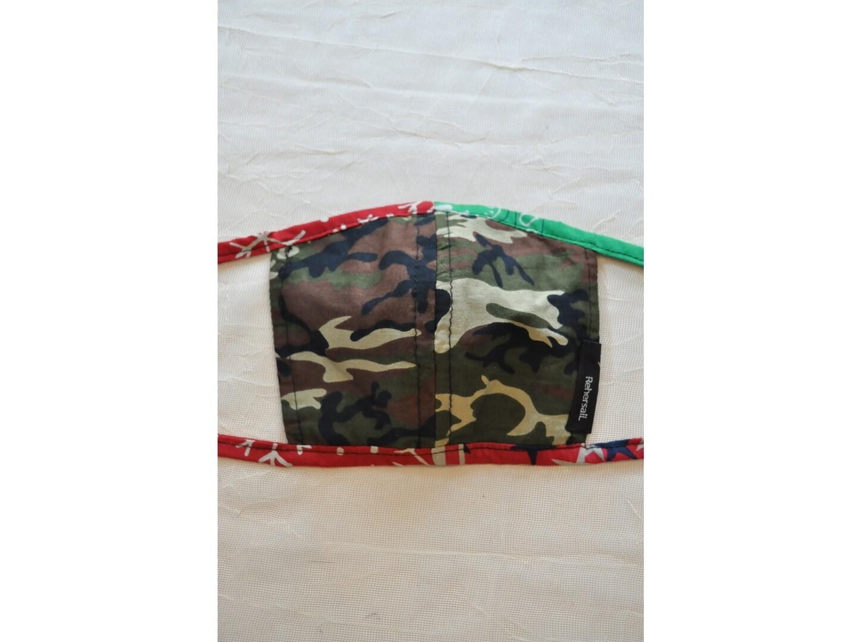 【RehersalL】bandanna mask /【リハーズオール】バンダナマスク