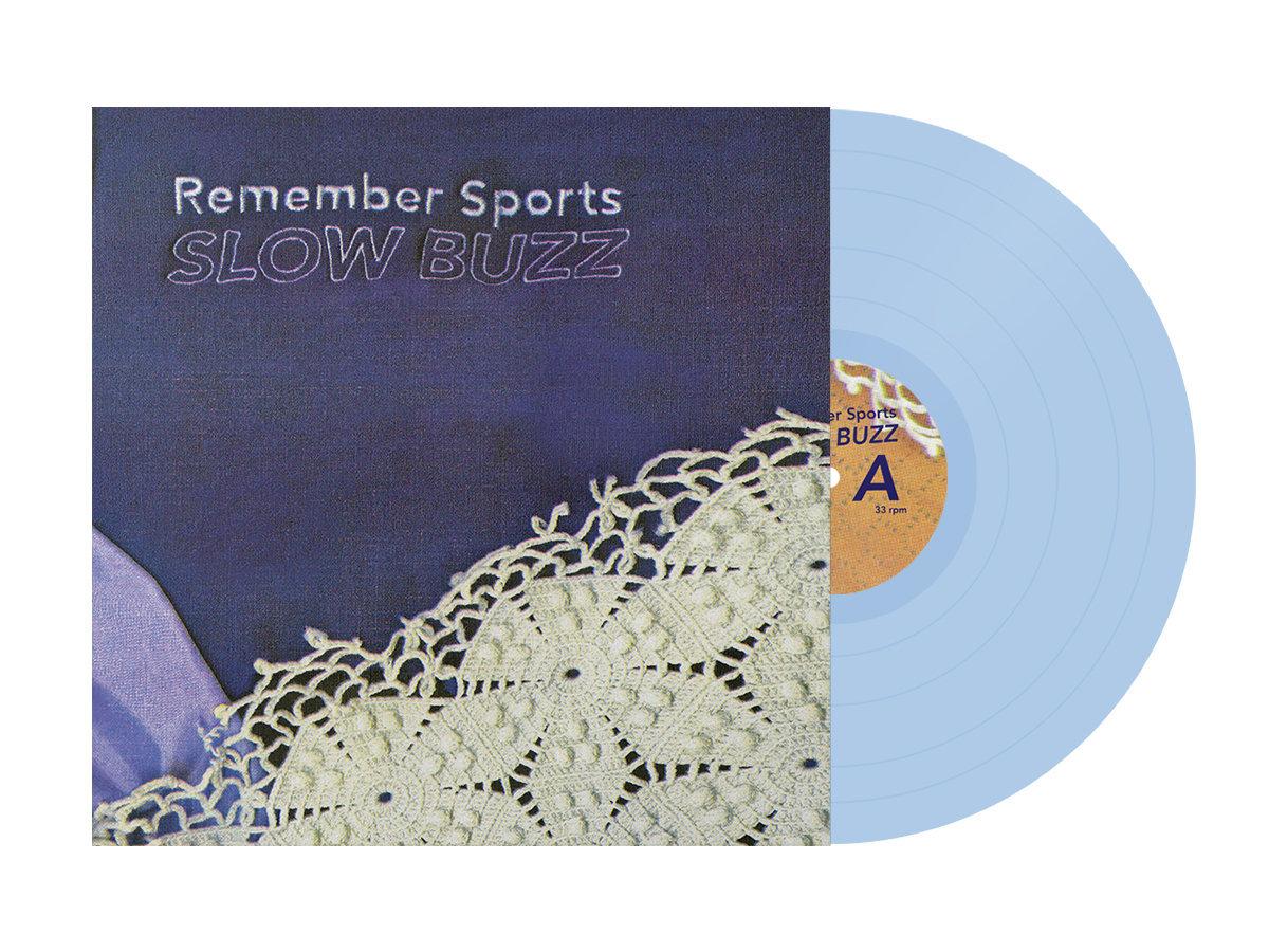 Remember Sports / Slow Buzz (500 Ltd LP)