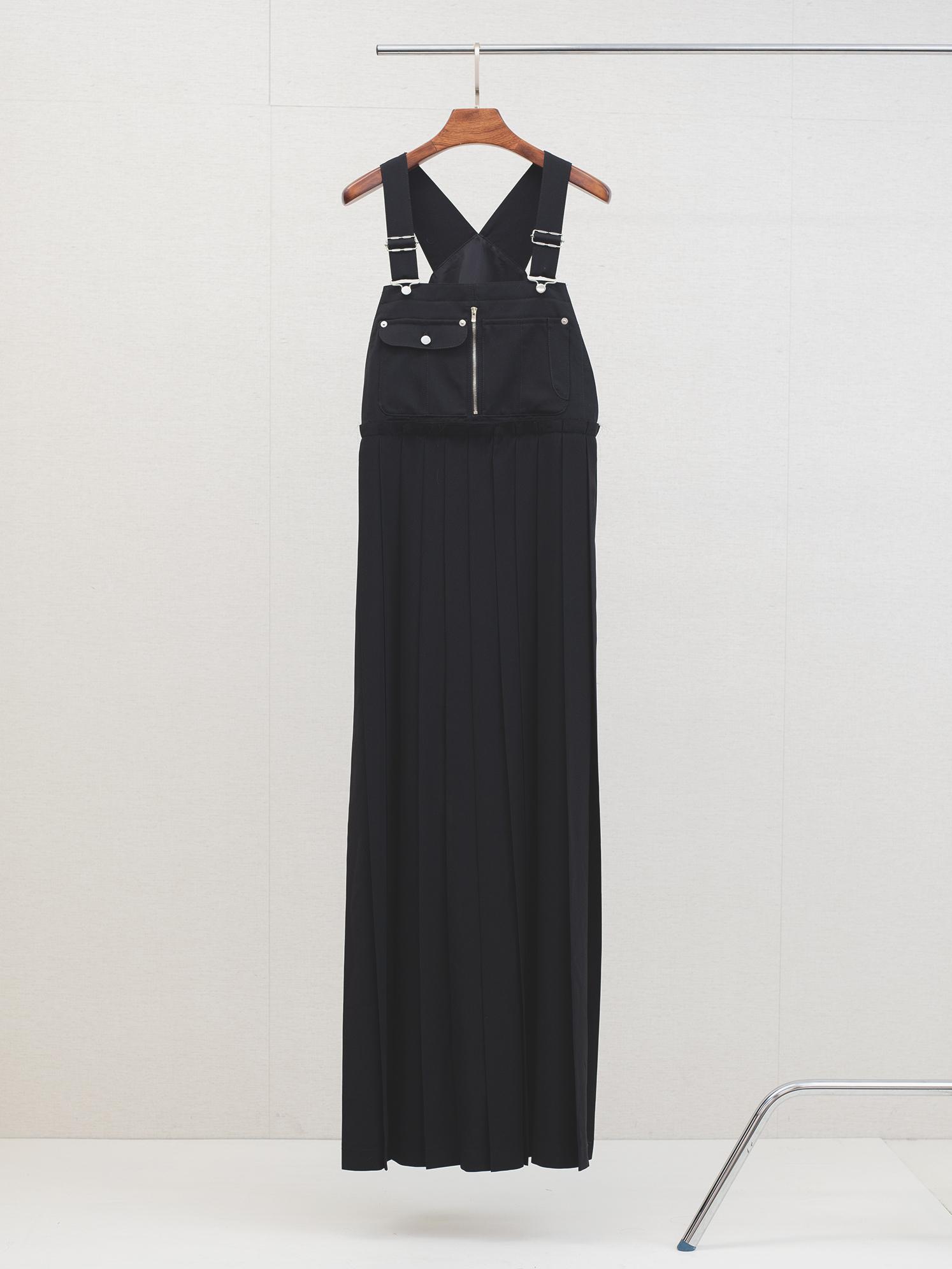 Over-all Jumper Skirt
