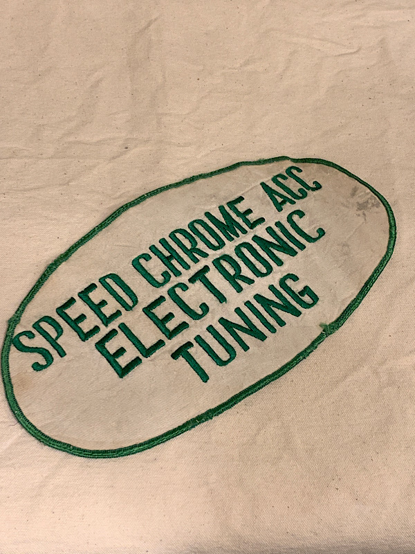 """PATCH """" SPEED CHROME ACC ELECTRONIC TUNING """""""