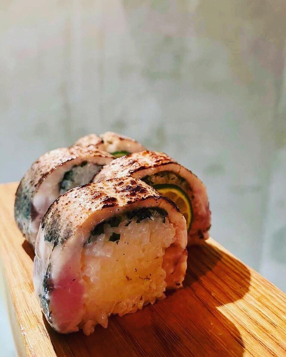 本カマス炙り棒鮨 発送◎