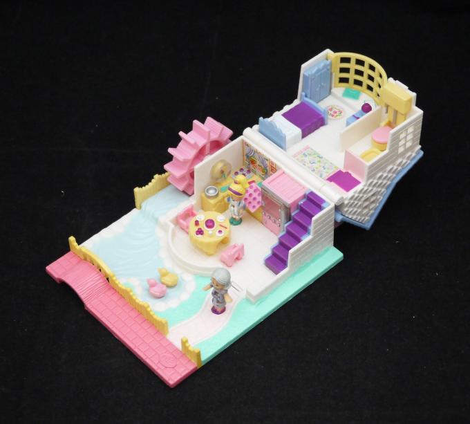 ポーリーポケット おばあさまのおうち 1994年 完品 ポーリータウンシリーズ