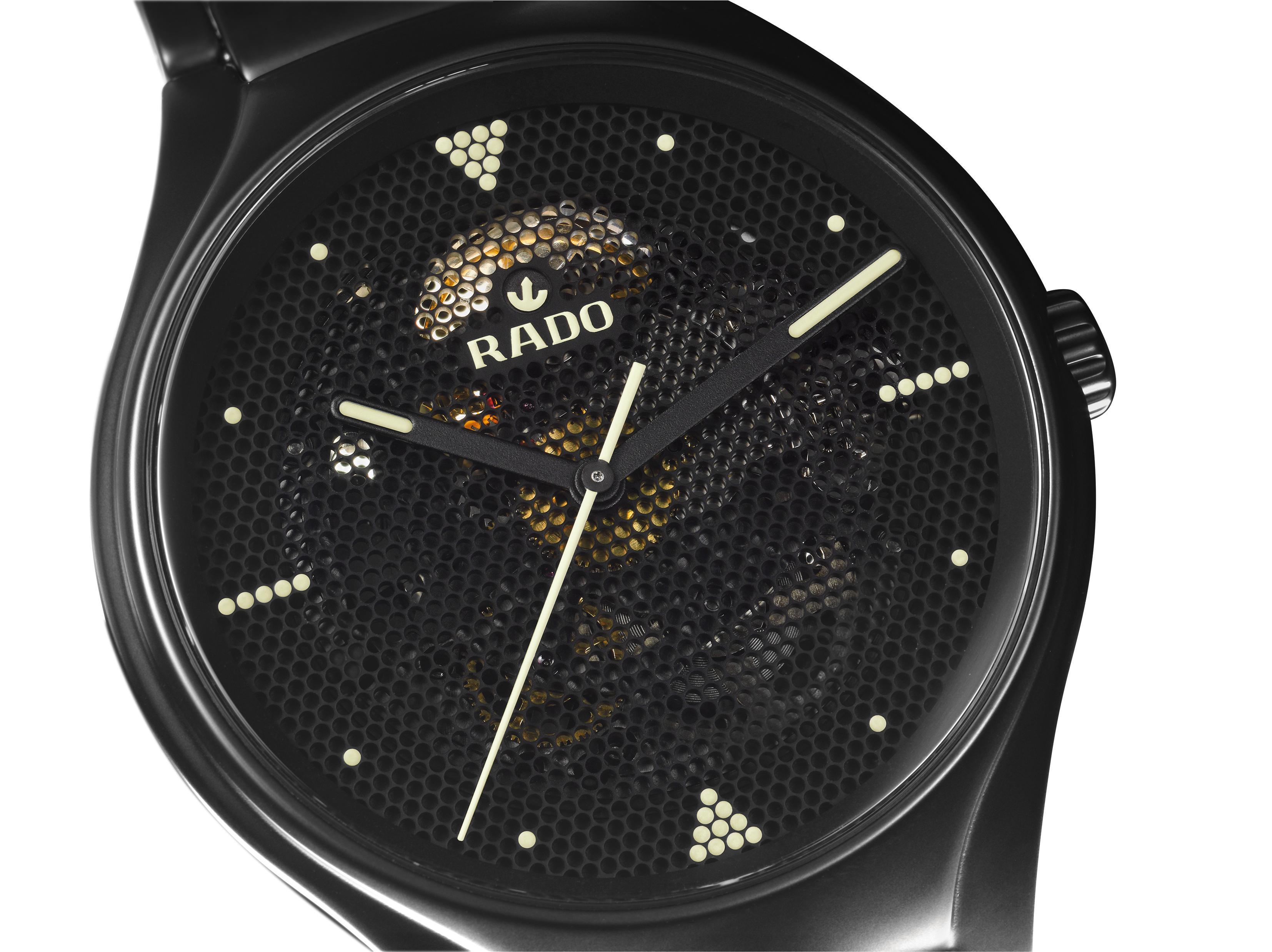 【RADO ラドー】True Phospho トゥルーフォスフォ 1003本限定/正規輸入品