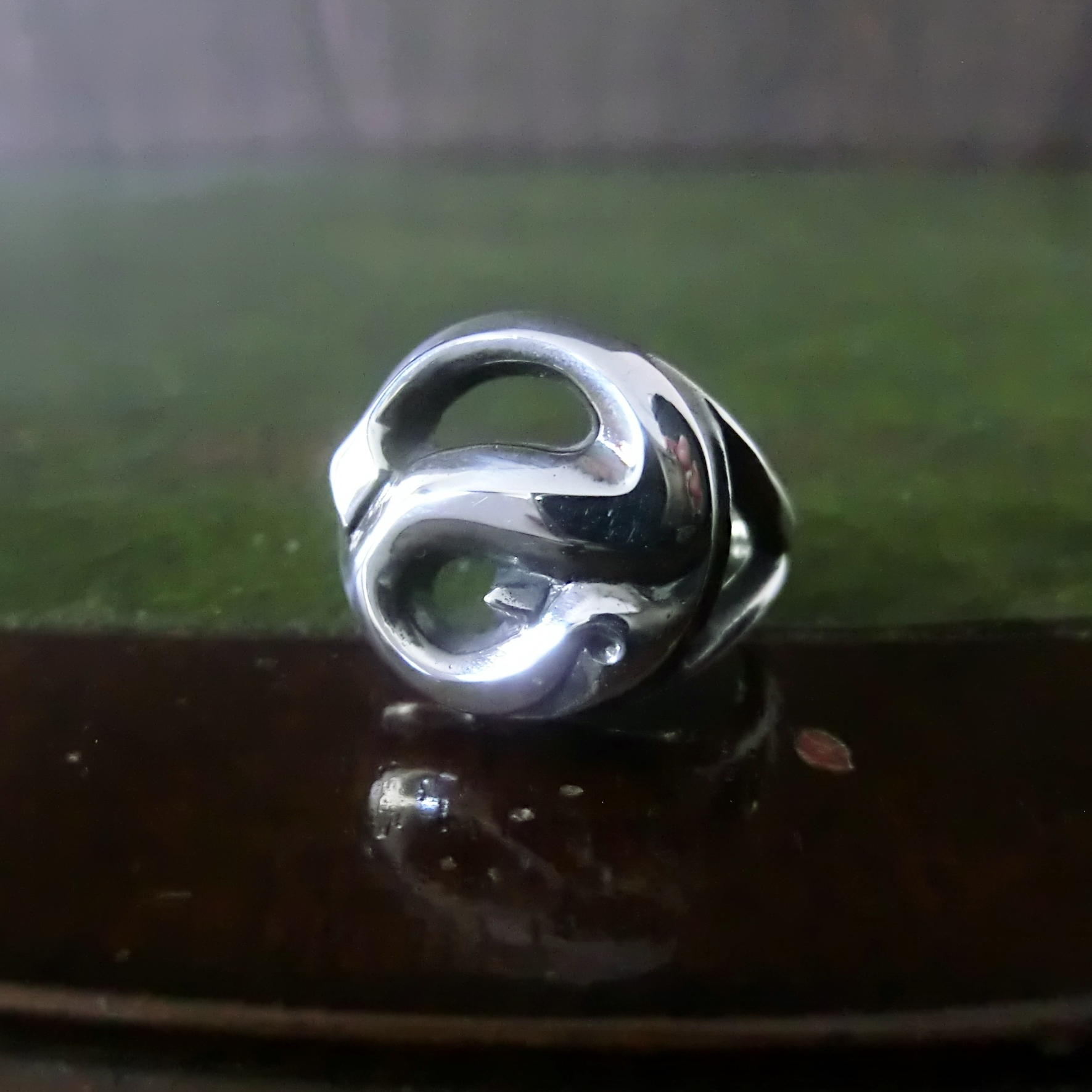 R.S RING~silver925~ ヘビのリング シルバー