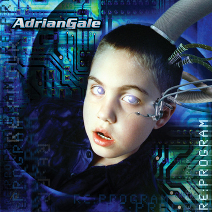 "ADRIANGALE ""Re:Program"" (輸入盤)"
