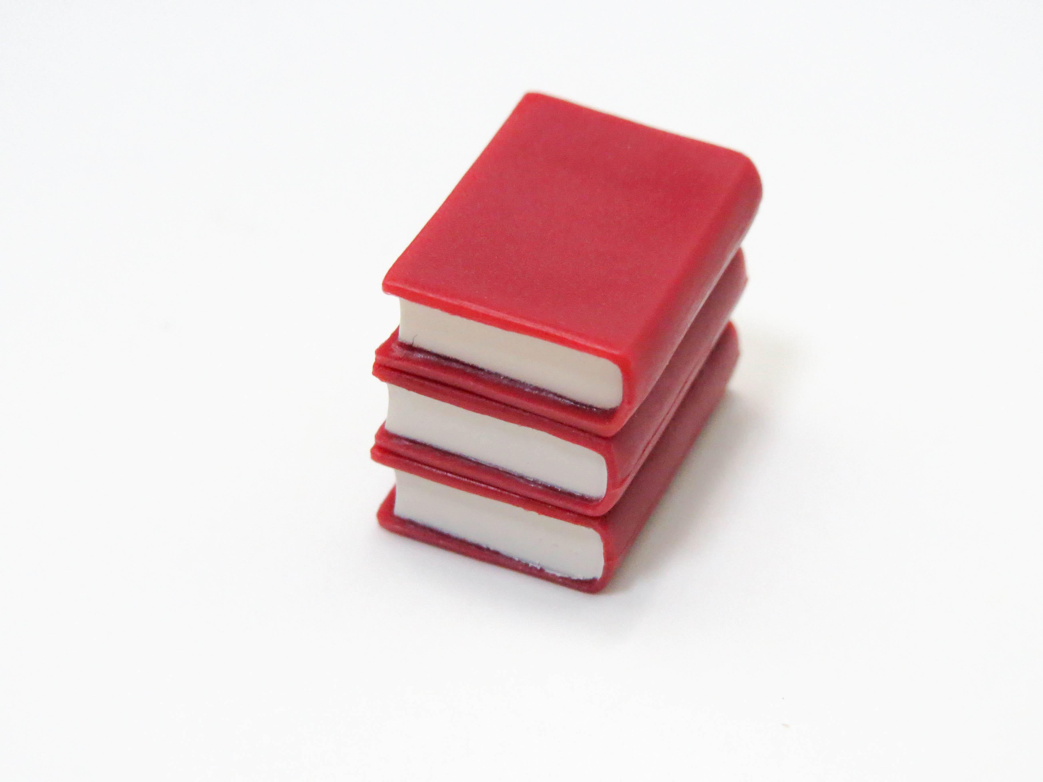 再入荷【384】 神原駿河 小物パーツ 3冊の本 ねんどろいど