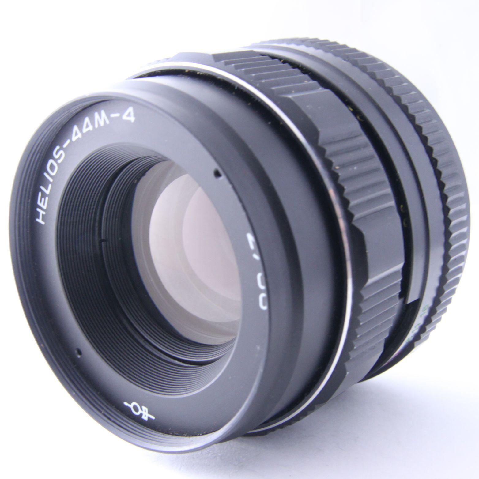 helios 44m 4 helios 44m 4 ヘリオス m42マウント レンズ 58mm f2