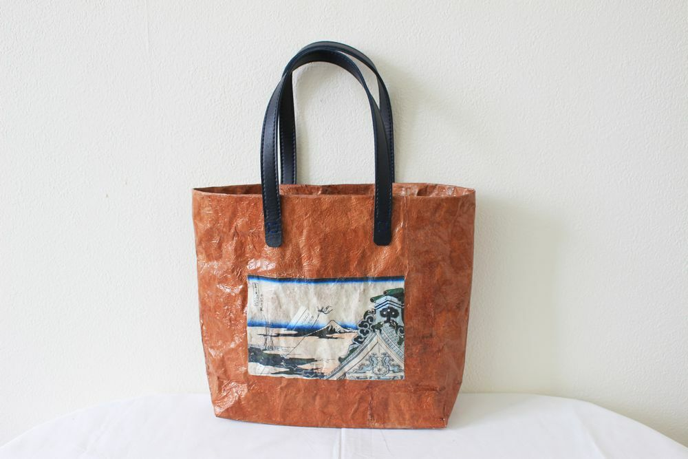 カジュアルトートバッグM ②<Casual Tote Bag size M>