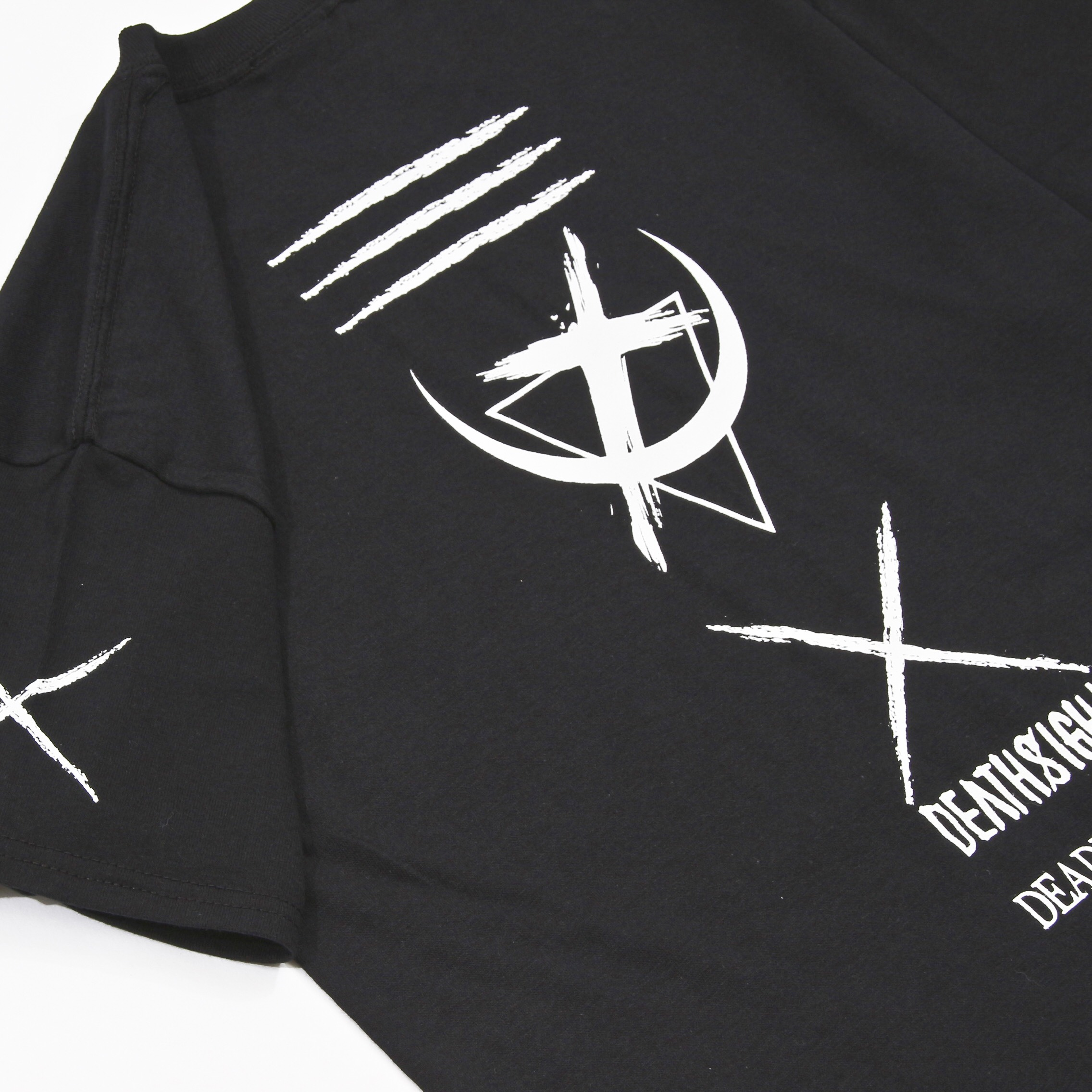 x DEADHEARTZ Tees / BLACK - 画像3