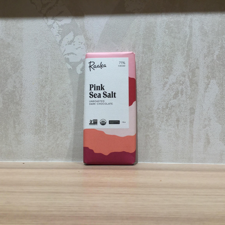【Raaka/ラーカ】71%ピンクシーソルト