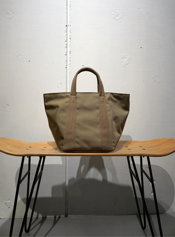 FUJITO Tote Bag-S Cordura ベージュ