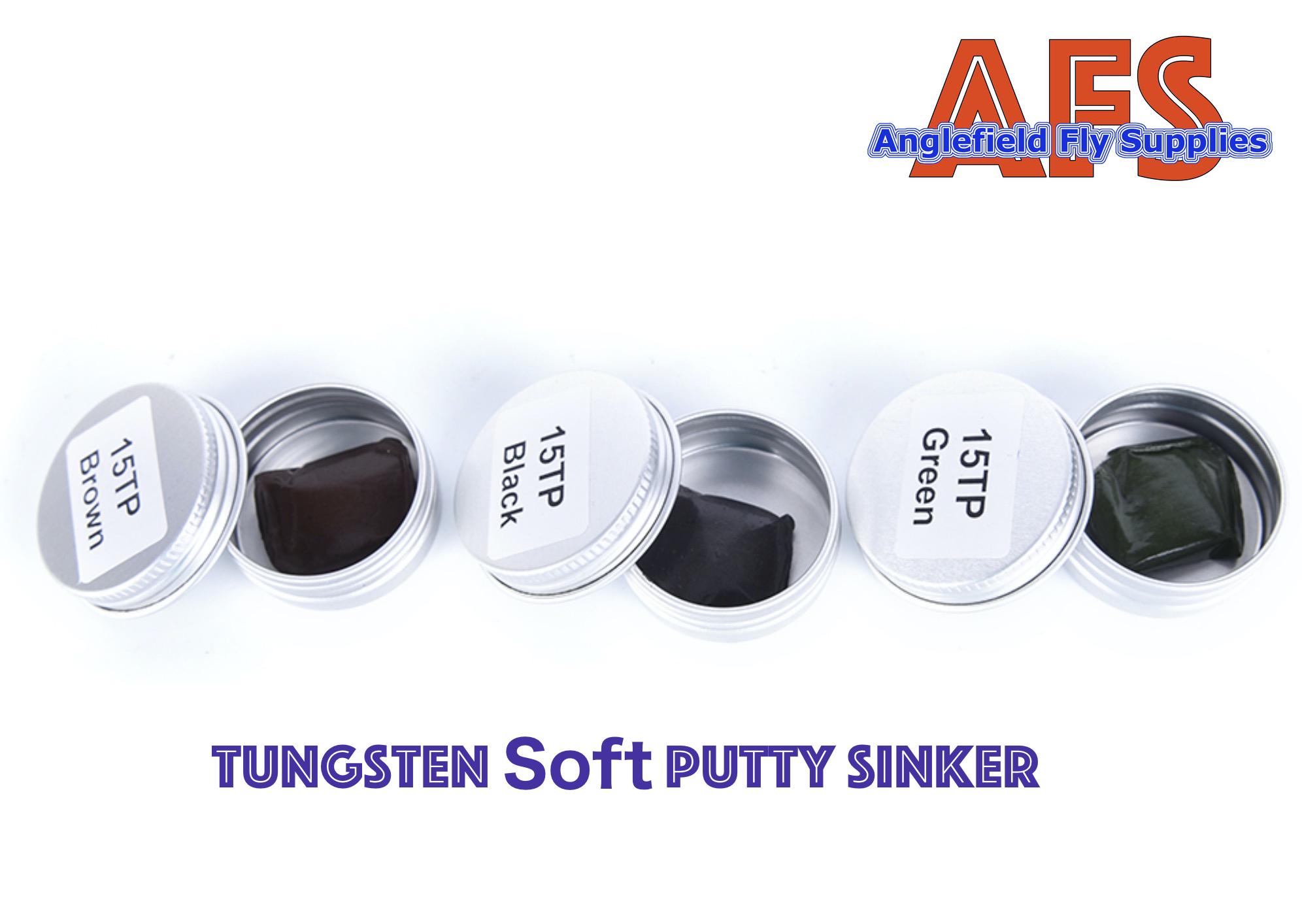 Tungsten Putty Sinker / タングステン パテ シンカー