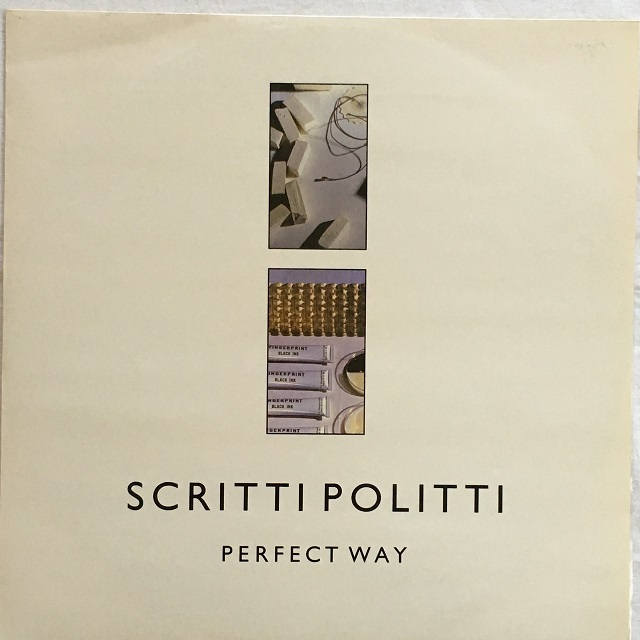 【12inch・英盤】Scritti Politti  / Perfect Way (Extended Mix)