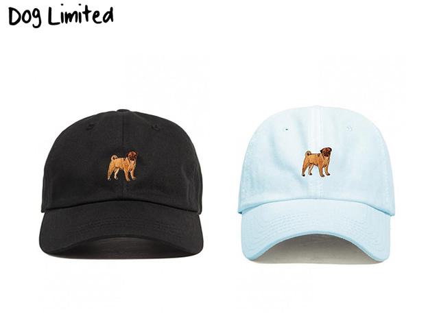DOG LIMITED|Pug Dad Cap