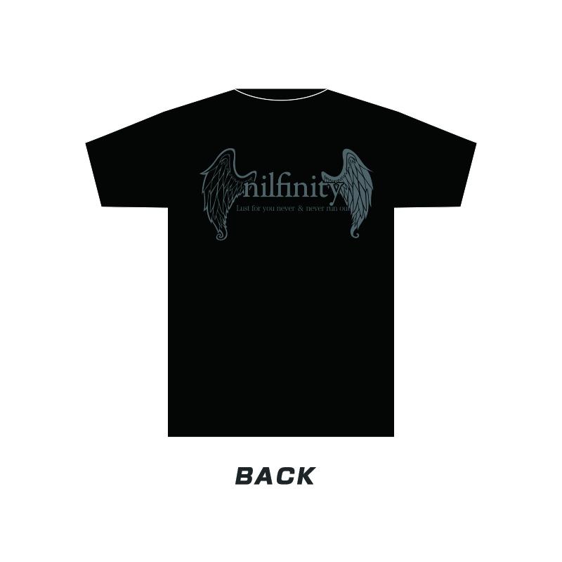 BIG BODY Tシャツ /  nilfinity