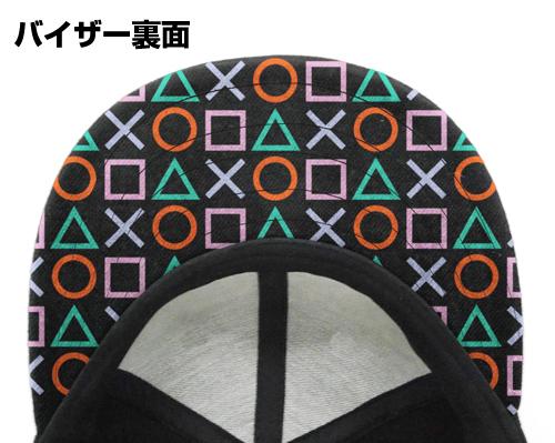 刺繍キャップ / プレイステーションファミリーマーク  [プレイステーション]  / COSPA