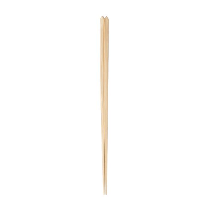 白竹無垢菜箸30(無塗装) 【47-101】