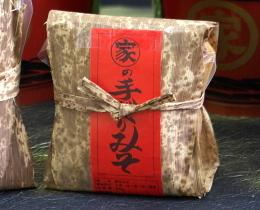 竹皮味噌500㌘ D-6