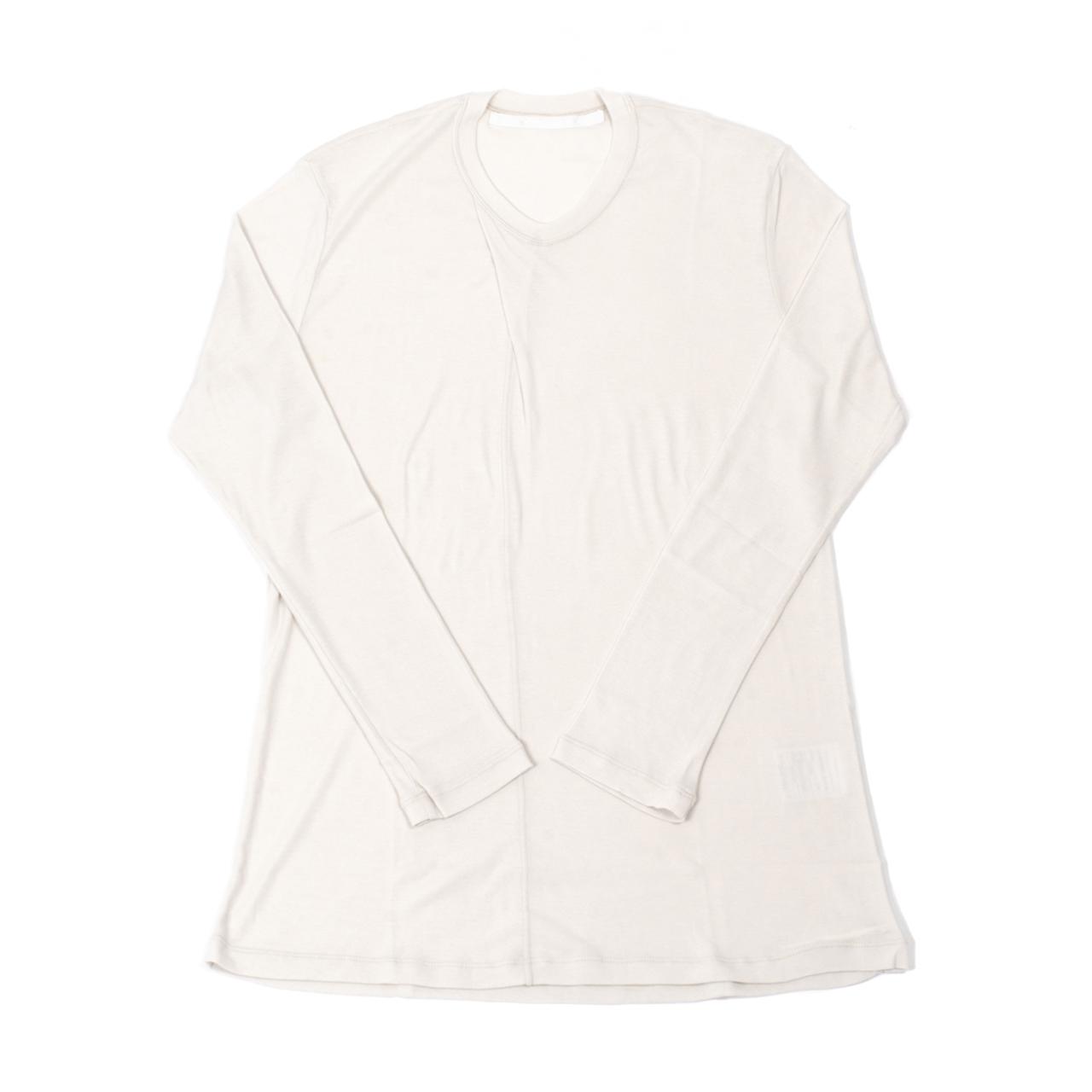 707CUM5-PLASTER / カラータック ロングスリーブ Tシャツ