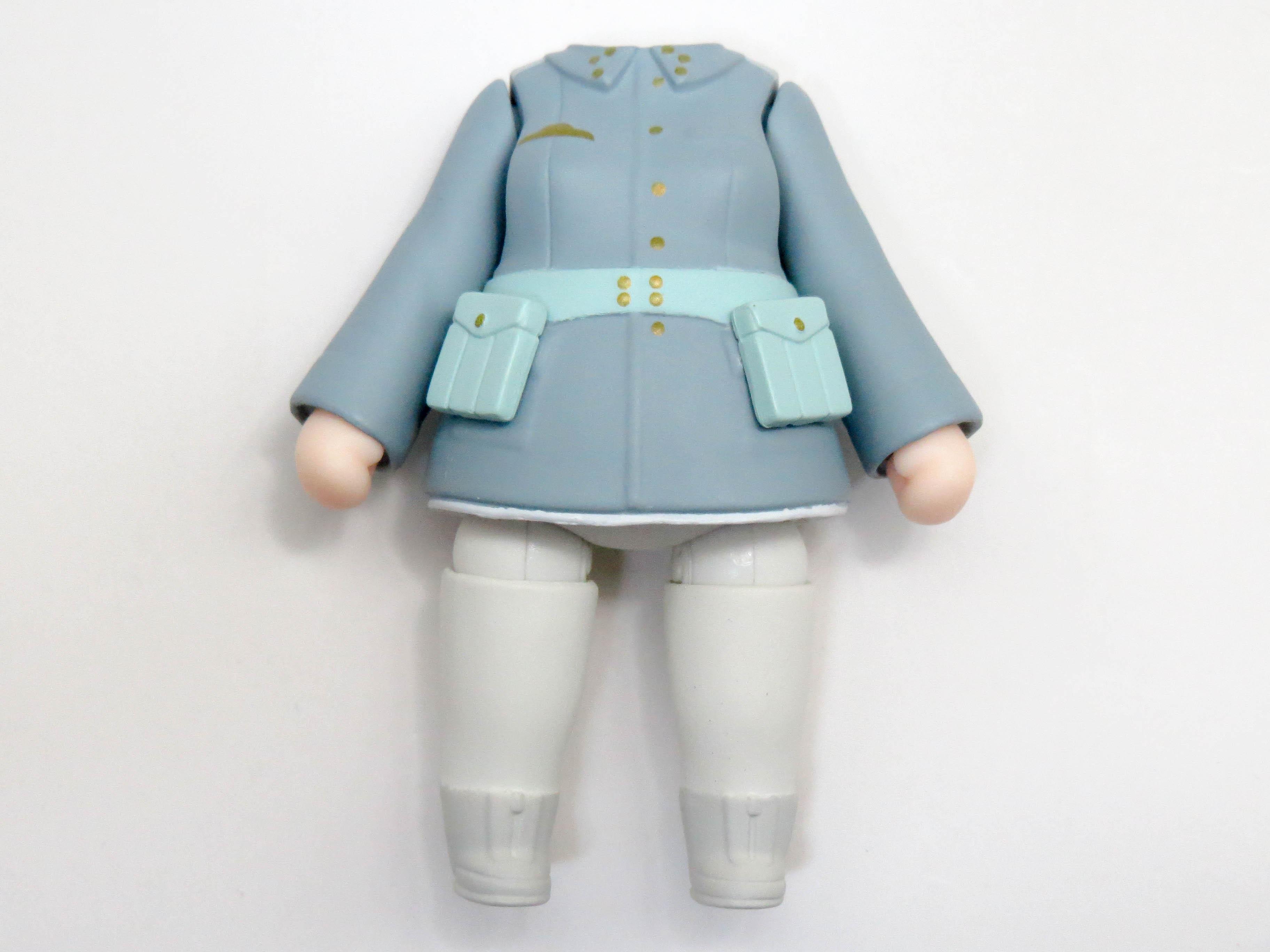再入荷【561】 エイラ・イルマタル・ユーティライネン 体パーツ 戦闘服 ねんどろいど