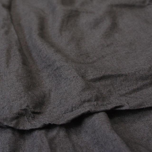 CUORE STORE クオーレストア バックタックプルオーバー レディース ブラウス 7分袖 リネン レーヨン 前後差 後ろ下がり 体型カバー ゆったり 通販 (品番8404211)