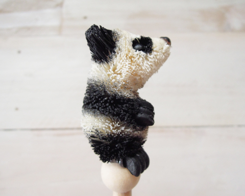アニマル鉛筆 パンダ