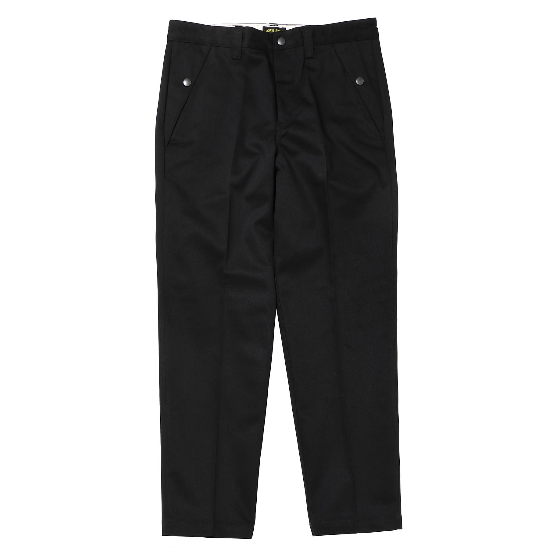 STANDARD WORK PANTS/BLACK