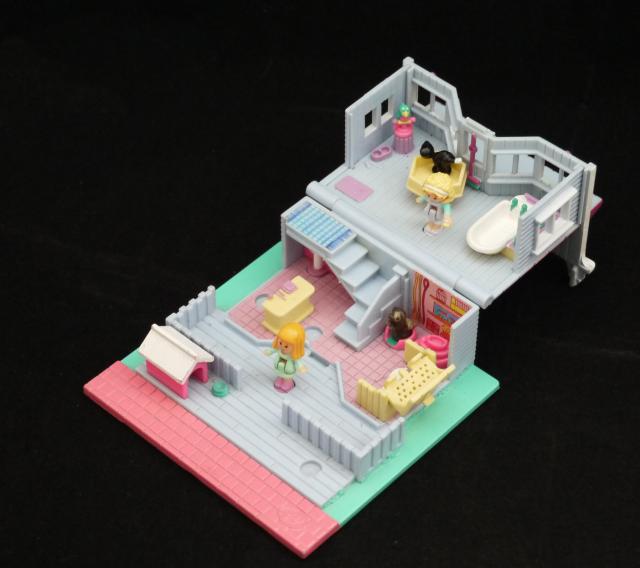 ポーリーポケット ペットショップ 1993年 ポーリータウンシリーズ 完品