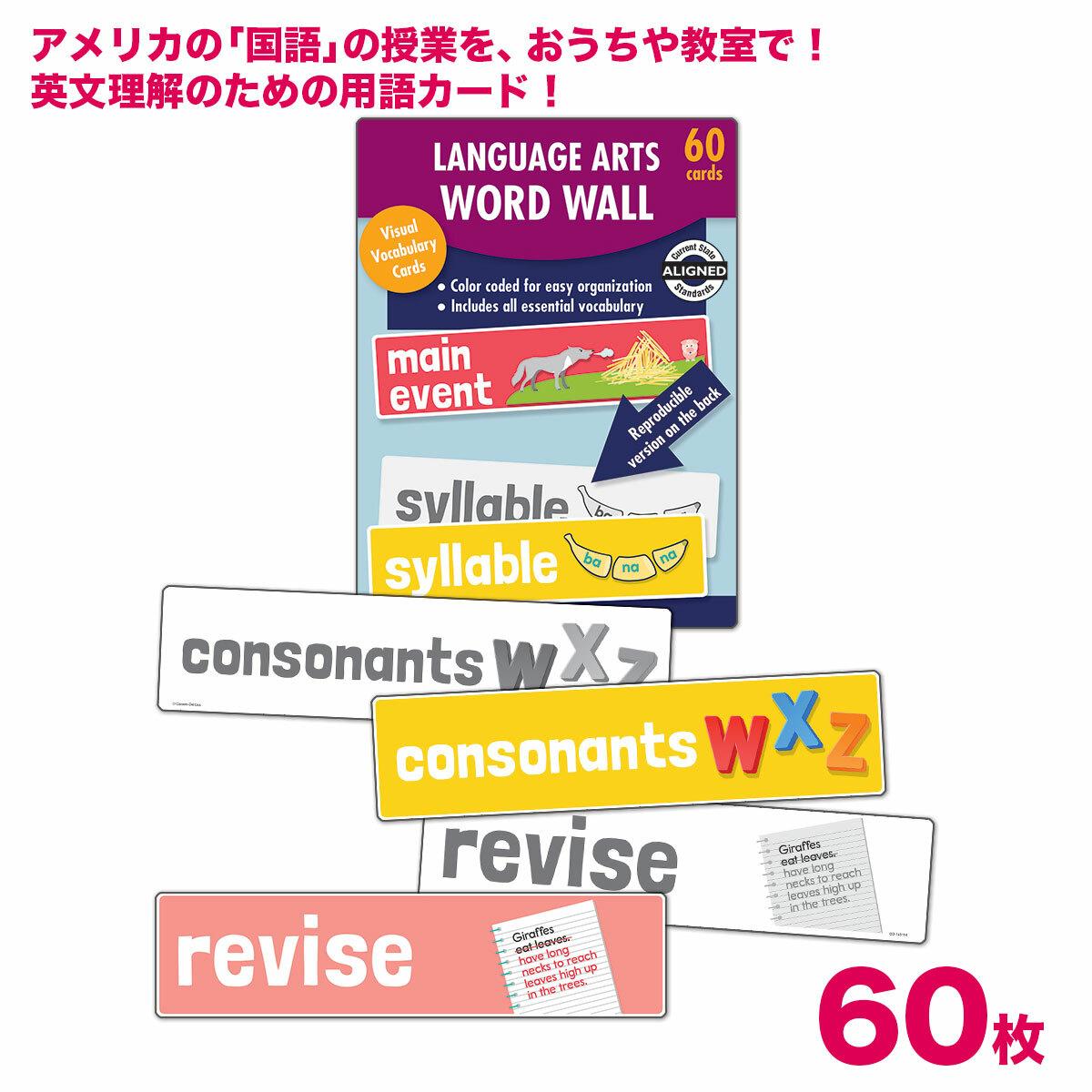 英文を理解するための「大きな文法ワードカード」60語セット