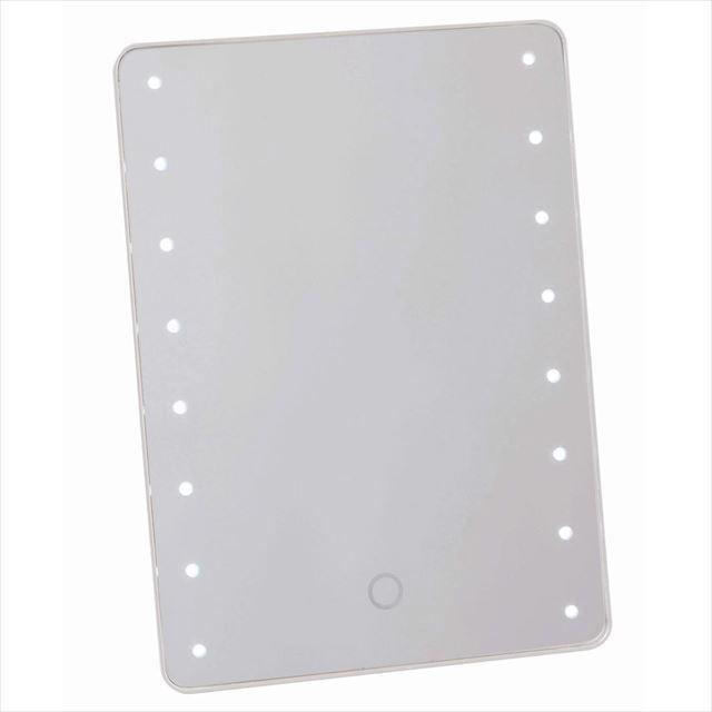 ミラー LED使用 ブライトニングミラー YLD-2500 ヤマムラ - 画像1