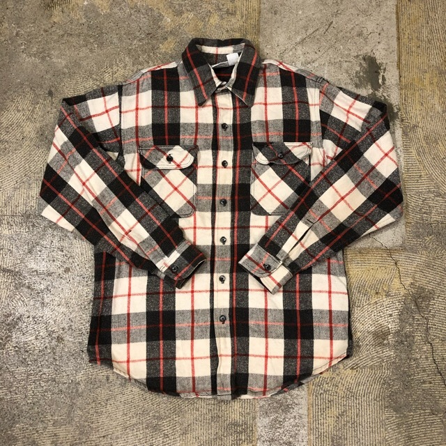 Prentiss 80's Flannel Shirts ¥5,400+tax