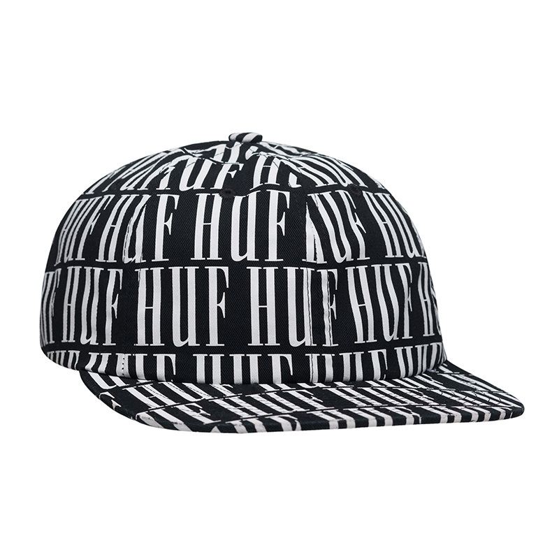 HUF NIGHT MARKET 6 PANEL HAT