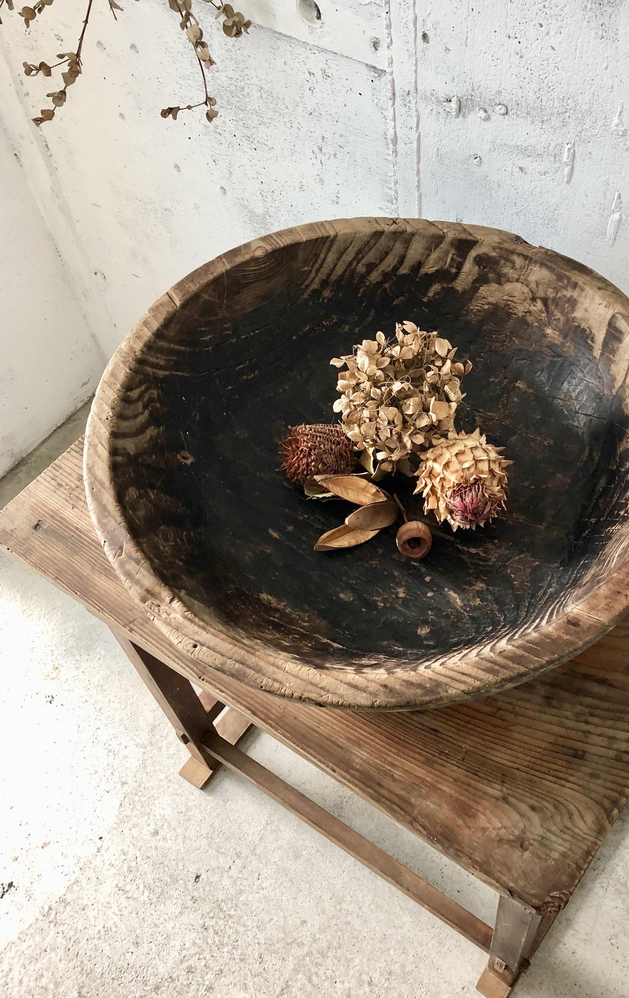 味のある捏鉢[古道具]