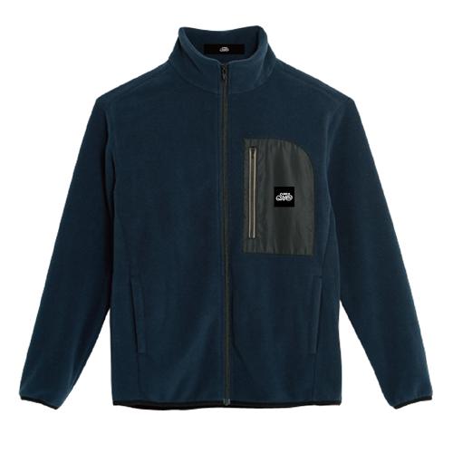 フリースジャケット / ネイビー | SINE METU - シネメトゥ