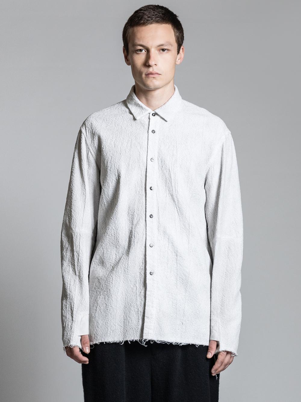 VI-2951-02 / 総刺繍 長袖シャツ