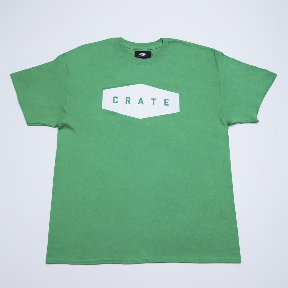 Crate Basic T-Shirt - Green
