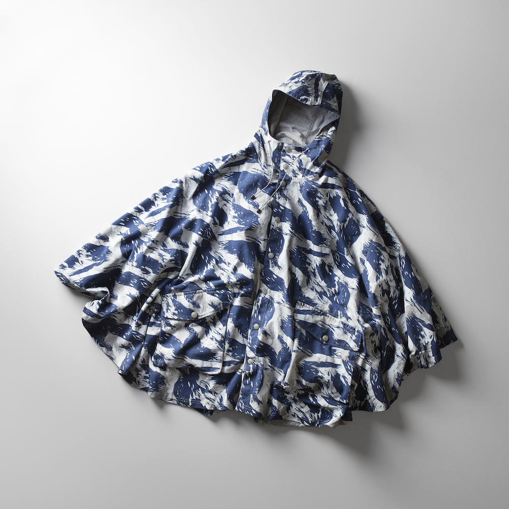 winter sale 2018ss curly カーリー delight cape with rain