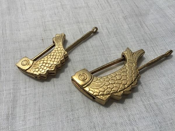 魚のかたちの鍵 小