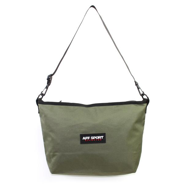 【AFFECTER | アフェクター】AFF SPORT BAG (D.Green)