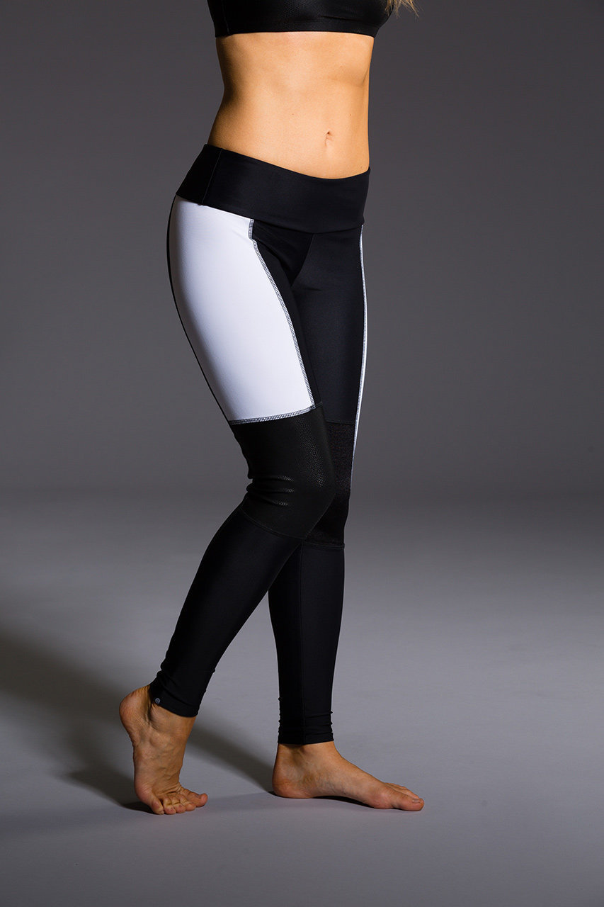 ONZIE Peace Pant - White Combo