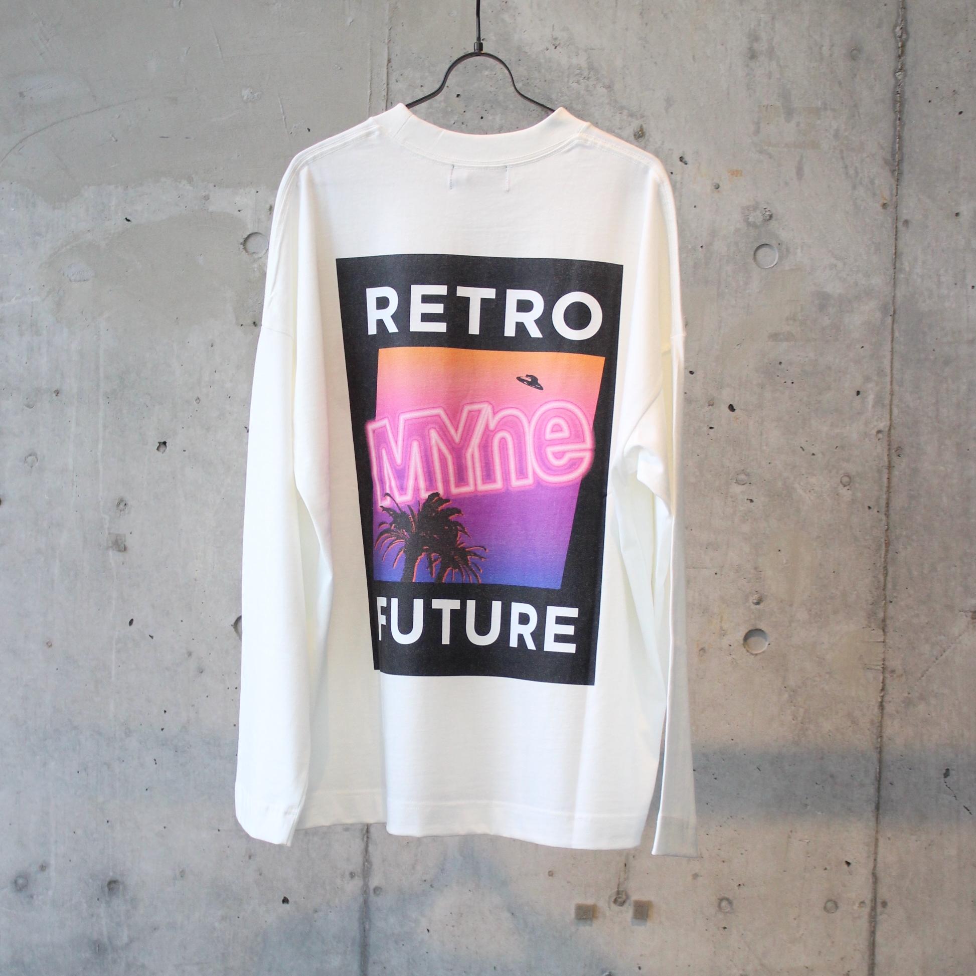RETRO FUTURE L/S TEE - 画像1