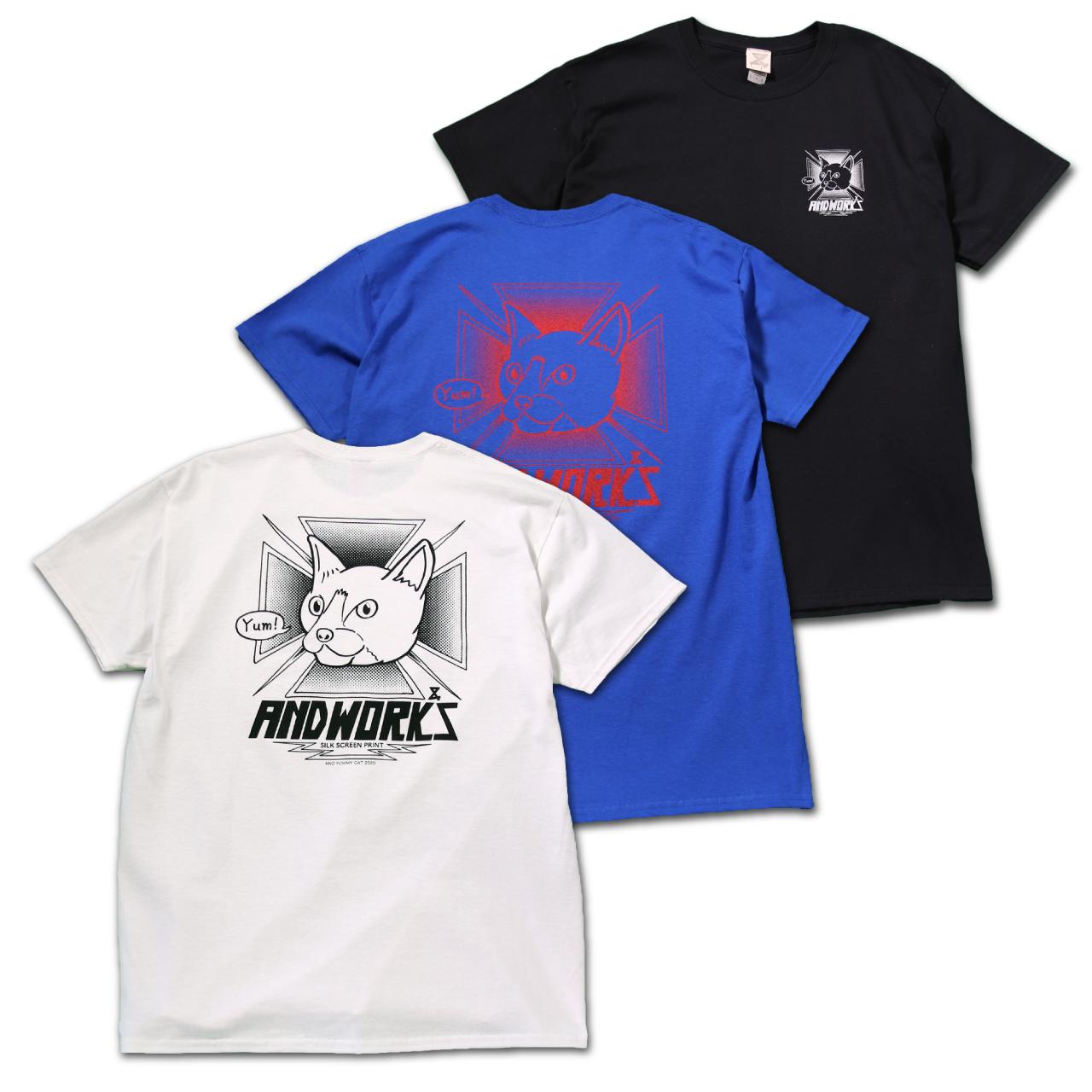 YUMMY CAT Tshirts