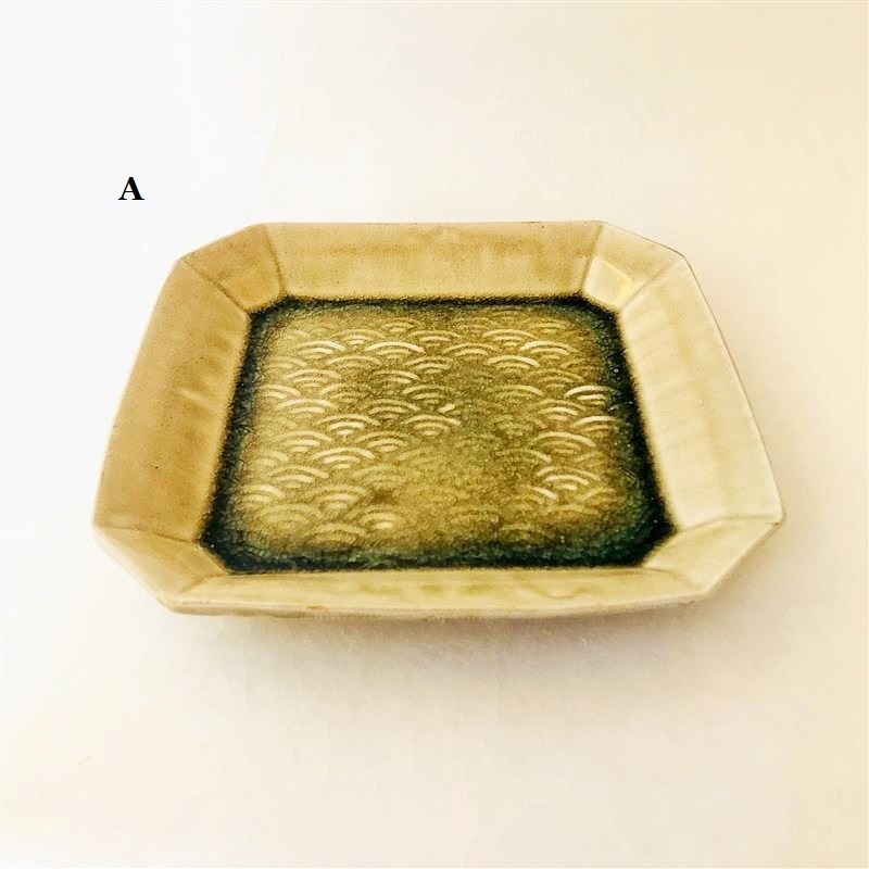 小林哲生4-3 隈切皿(大)