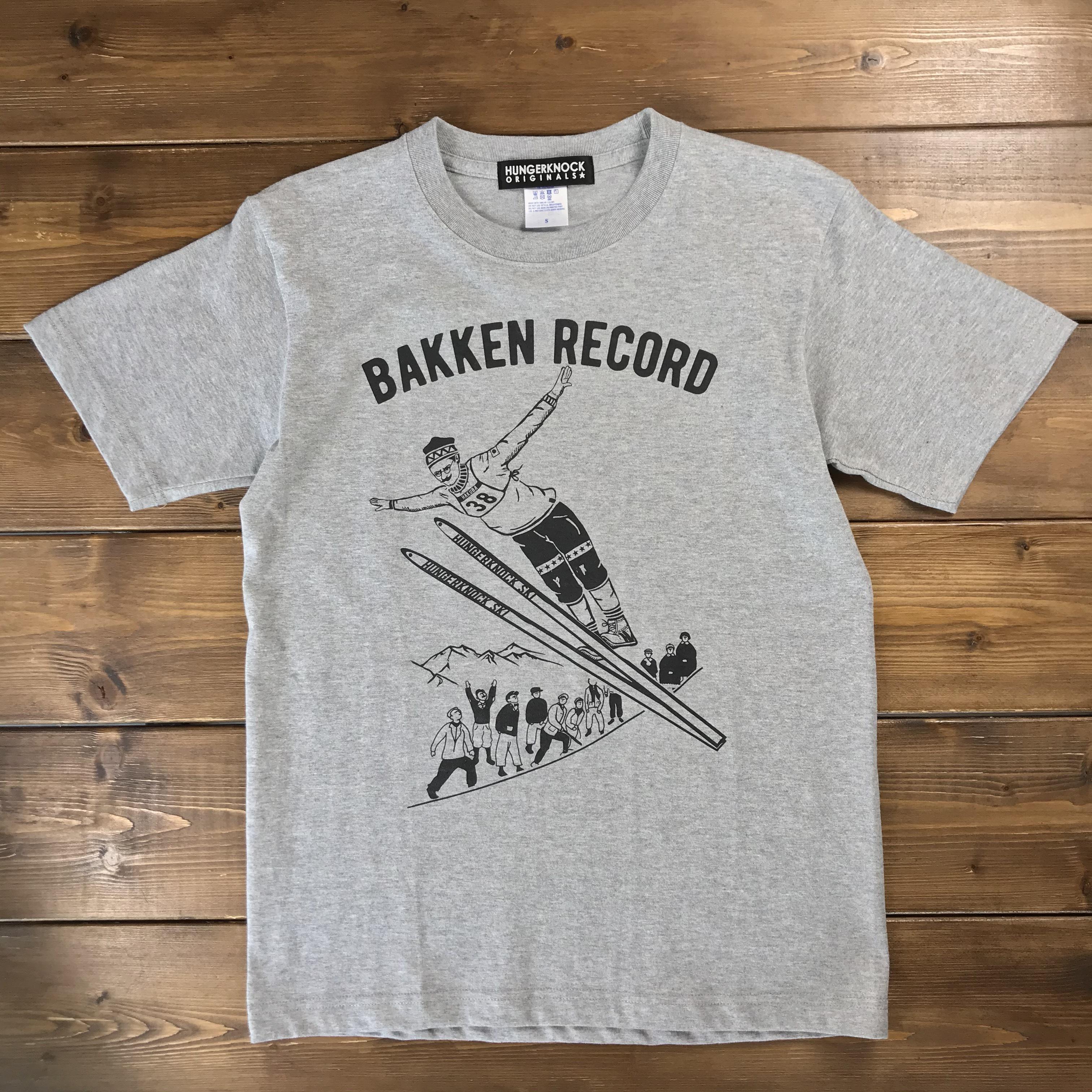 Bakken Record Tee / Gray