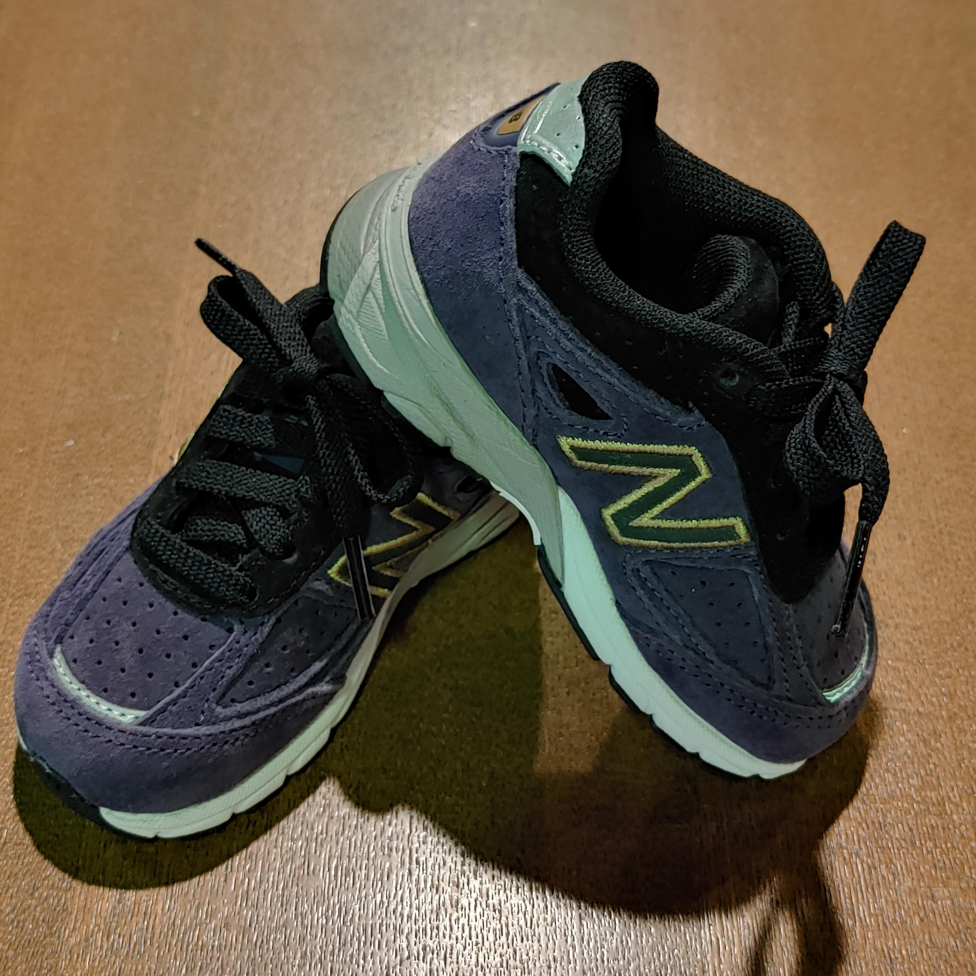 【BABY】New Balance US5.5(12cm)