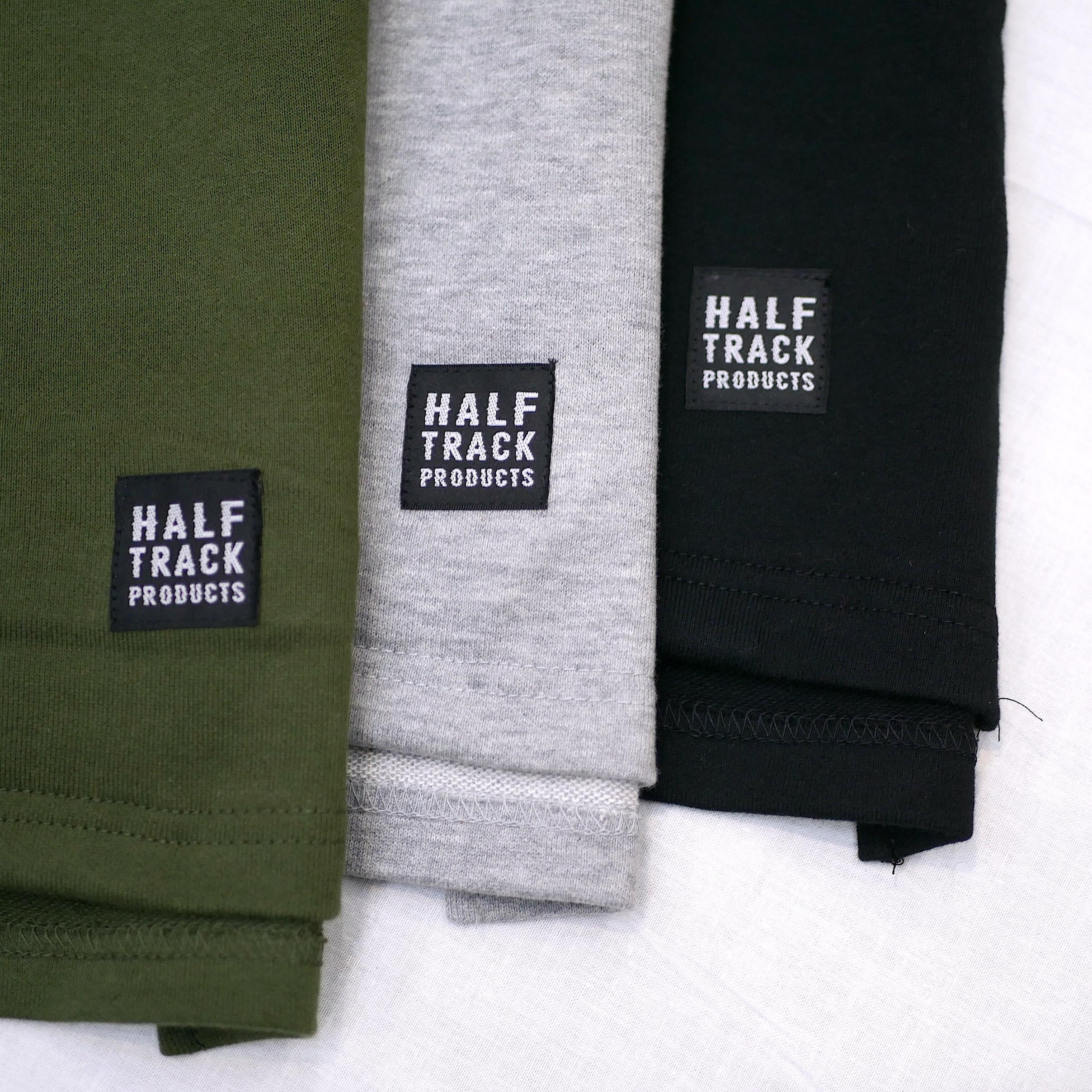HALFTRACK PRODUCTS / LONG SLEEVE POCKET TEE
